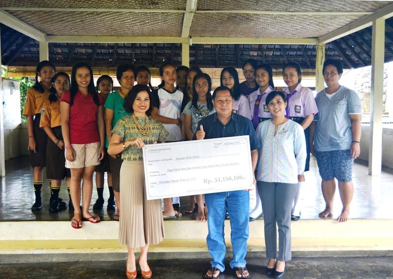 InterContinental Bali Resort Visit to Panti Salam