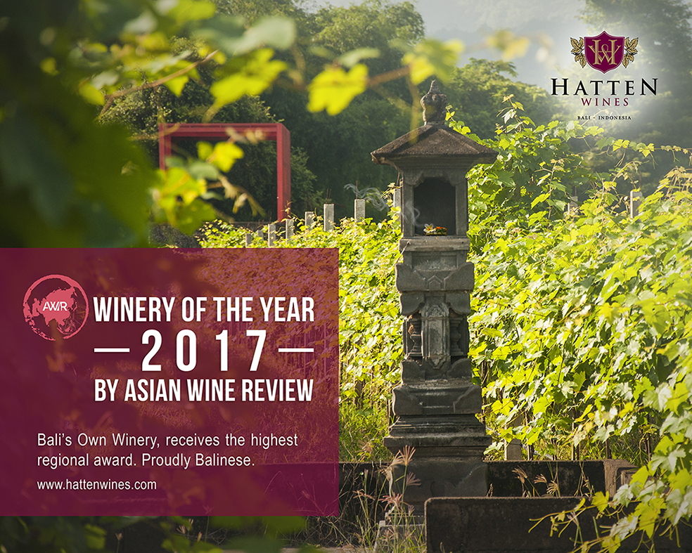 Winery of the year - AWR 2017