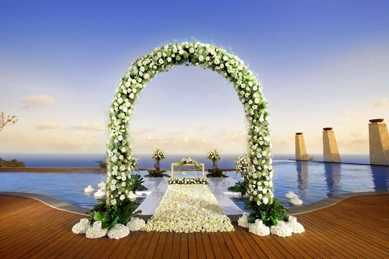 Banyan Tree Bali Wedding Venue 4