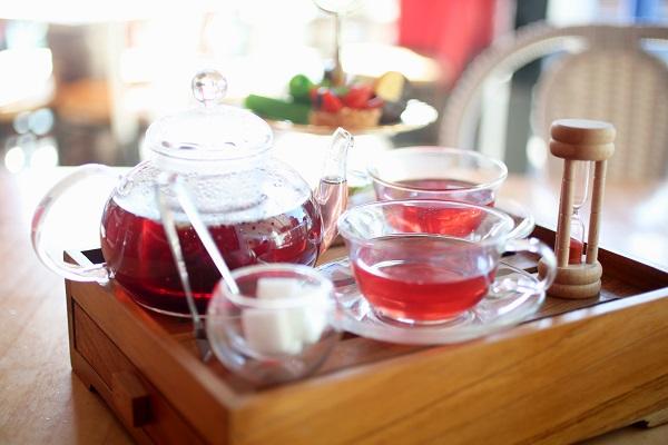 Afternoon Tea - Honey & Bread