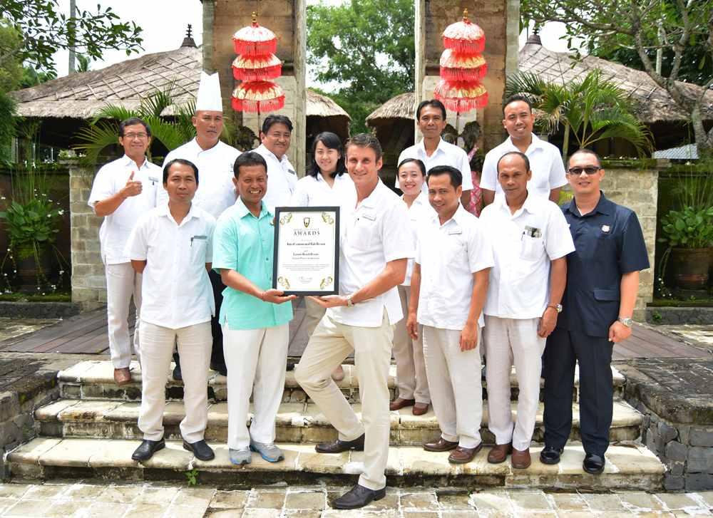 InterContinental Bali Resort Received the World Luxury Hotel Awards 2017