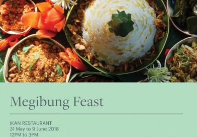 THE WESTIN RESORT NUSA DUA, BALI  31 May to 9 June 2018  Megibung Feast at IKAN RESTAURANT