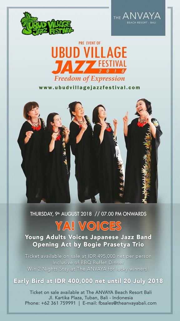 The ANVAYA Beach Resort Bali Thursday, August 9th 2018