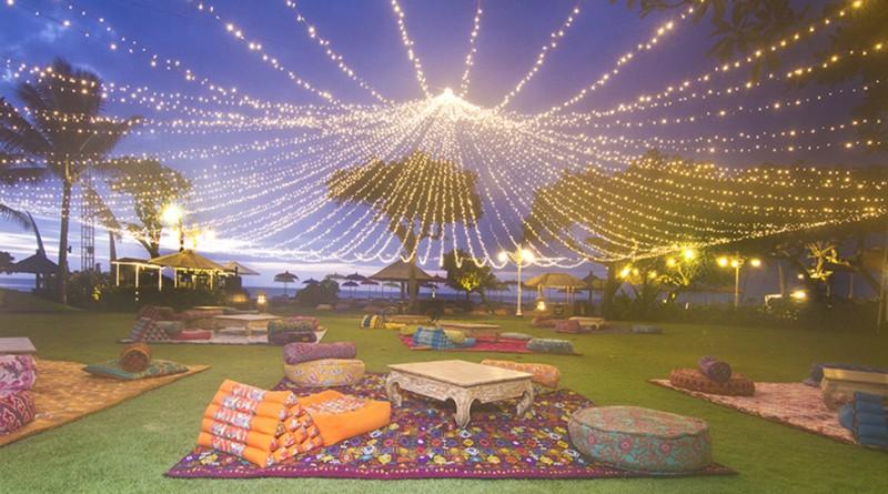 Fairy Light Ayodya Beach Club